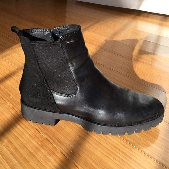 19de250e5b Geox Shoes | Waterproof Chelsea Boots | Poshmark