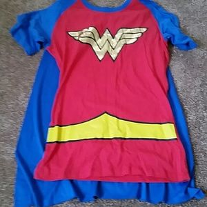 Bioworld Other - WONDER WOMEN OUTFIT COS PLAY BNWT