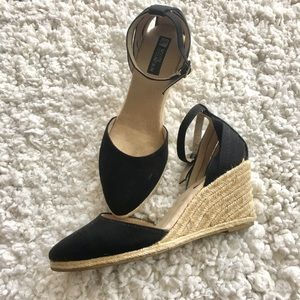 White Mountain  Shoes - Worn Once  Wedge Espadrilles