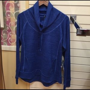 Kuhl Sweaters - Kuhl Lea Pullover in Sapphire Blue Size Large
