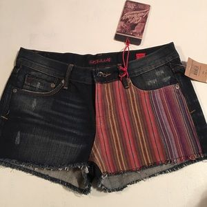 Cult of Individuality Pants - Cult of Individuality Tantra short. NWT