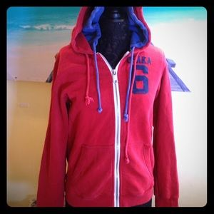 Superdry Tops - SuperDry double hoodie used but so much life left