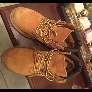 Other - Kids timberland boots