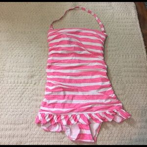 Coco Rave Other - Striped one piece swimsuit