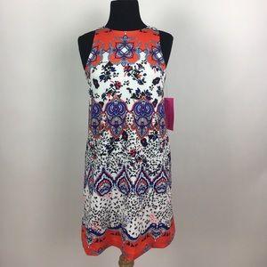 Betsey Johnson Pattern Shift Dress