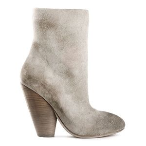 Marsell Shoes - Grey Suede Marsell Boots - Originally $1095