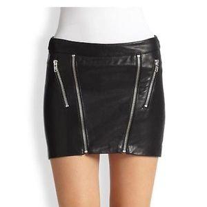 Mason Dresses & Skirts - Mason Lamb Skin Skirt NWT!!!