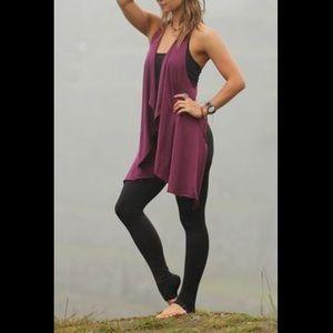 Mika Yoga Wear Tops - Mika Yoga Wear Playa Vest S/M