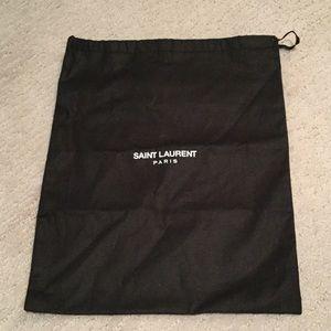 Saint Laurent Accessories - Saint Laurent Dust Bag