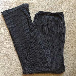 Lysse Pants - Gray Lisse Leggings