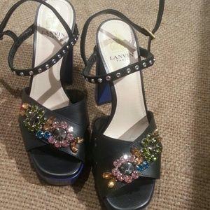 Lanvin Shoes - Original Lanvin gorgeous sandals