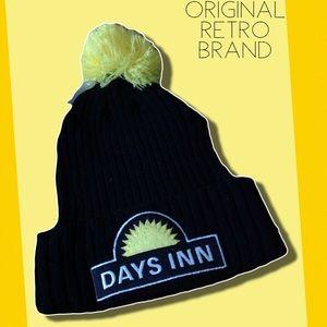 Original Retro Brand  Accessories - 🆕Days Inn Knit Beanie