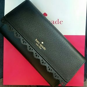 Kate Spade Handbags - HP 3/14 💝Kate Spade Milou Fordham Court Wallet