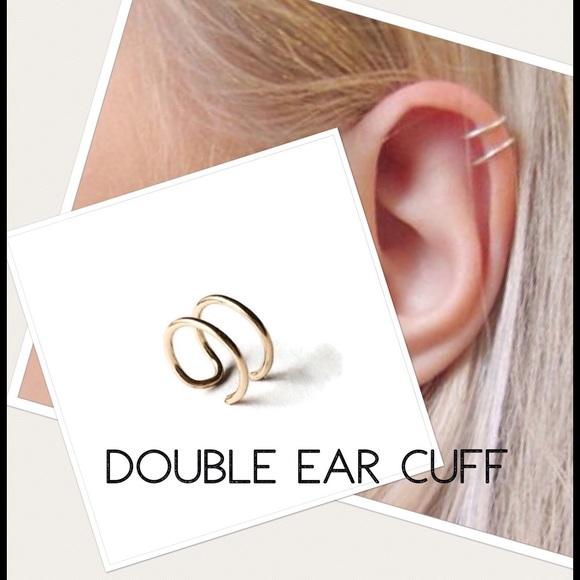 Restocked Ear Cuff Fake Cartilage Piercing Boutique