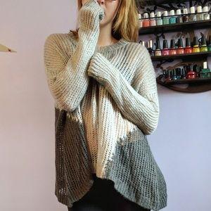 Lulumari Mohair Blend Sweater