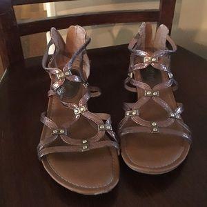Eurosoft gladiator sandals