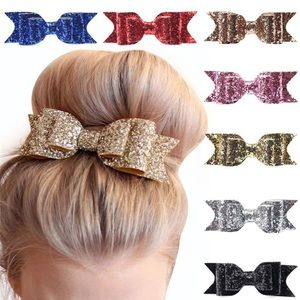 ❌FREE BOW w/$20 PURCHASE GLITTER BOW-NEW ❌