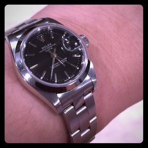 Rolex Accessories - Authentic Rolex Oyster Perpetual Date