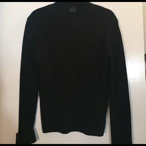Bogner Sweaters - Bogner Knit Sweater Black Size Medium