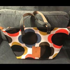 Orla Keily Handbags - Oral Kiely Tarpaulin Zip Shopper: used once!