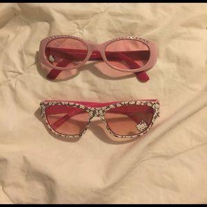 Hello Kitty Other - Pair of adorable Hello Kitty sunglasses 🕶