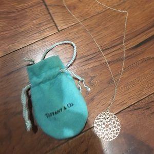Tiffany & Co. Jewelry - AUTHENTIC TIFFANY HEART NECKLACE