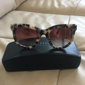 Ted Baker tortoise sunglasses