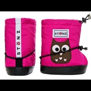 Stonz Other - 🆕 Stonz Toddler Booties - Owl