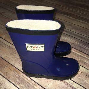 Stonz Other - Boys Stonz Rain Boots