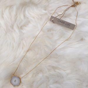 Chan Luu Jewelry - Chan Luu Agate Pendant Necklace