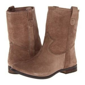 """Steve Madden Shoes - Vince Camuto """"Fanti"""" Suede Western Boots"""