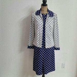 70's Matching Dress & Jacket