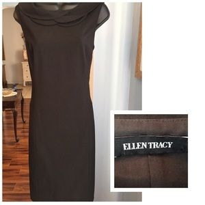 Ellen Tracy Black Dress
