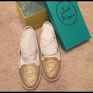 Jack Rogers Shoes - Brand New, Never Worn Mila shoe by Jack Rogers!