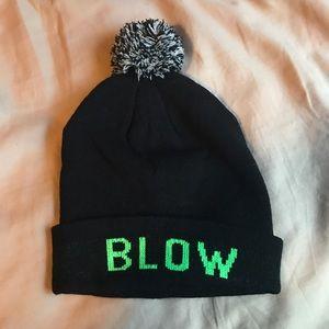 Blow beanie 