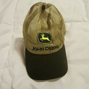 John Deere Other - John Deere snap back