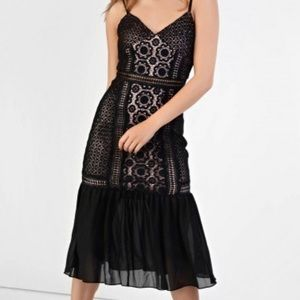 Glamour & Co. Dresses & Skirts - 🌸MEMORIAL SALE🌸 no OFFER Glamorous Lace Dress