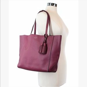 Kate Spade Large Tote with Tassels