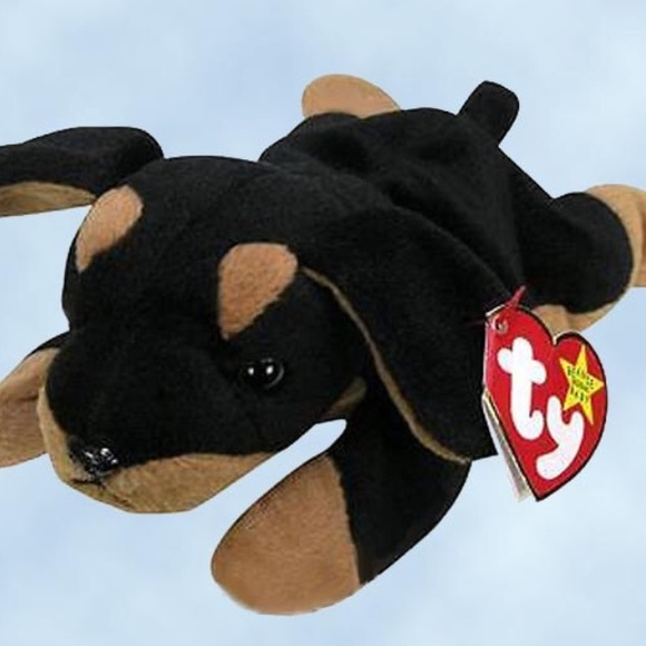 Doby the beanie baby fd4a9097866