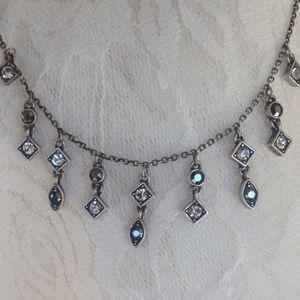 Vintage Marcasite Necklace