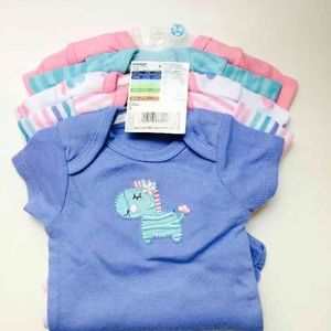 Gerber Other - NWT 5PC SZ 3-6 months Onesies