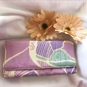 Kipling Handbags - 🌻LAST PRICE🌻Kippling purple wallet