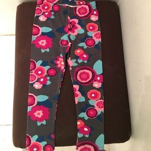 Gymboree Other - 🌺🌸NWT Floral Leggings! Perfect for Spring! 🌸🌺