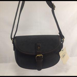 Bass Handbags - GH BASS NWT Charcoal Purse