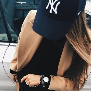 47 Accessories - New York Yankees Fitted Baseball Cap
