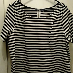 Lane Bryant striped shirt