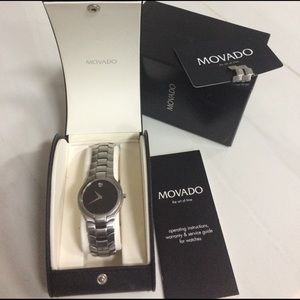 Movado Other - AUTHENTIC Men's Movado Watch