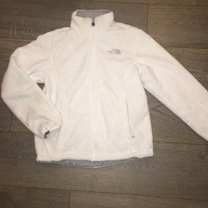 The North Face Jackets & Blazers - The North Face White Osito Jacket