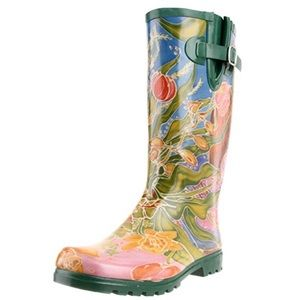nomad Shoes - Nomad Women's Puddles III Rain Boot size 5