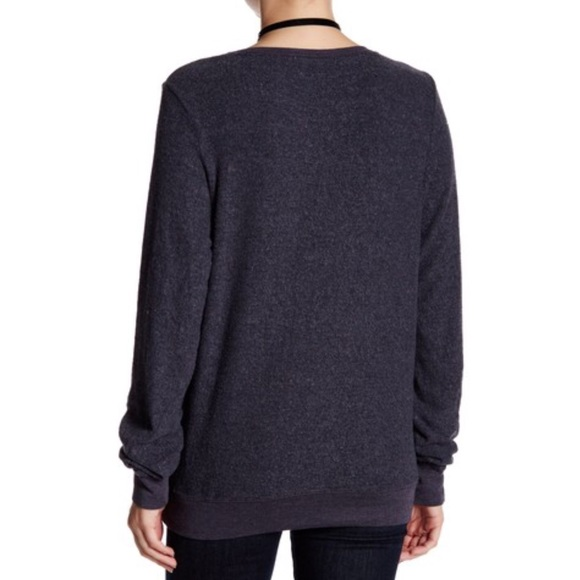 Wildfox Tops - Wildfox It's Witch Craft One Of A Kind Pullover